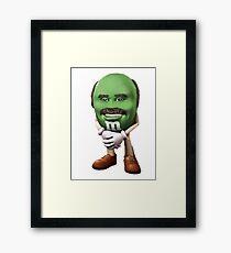 Dr Phil M&M Framed Print