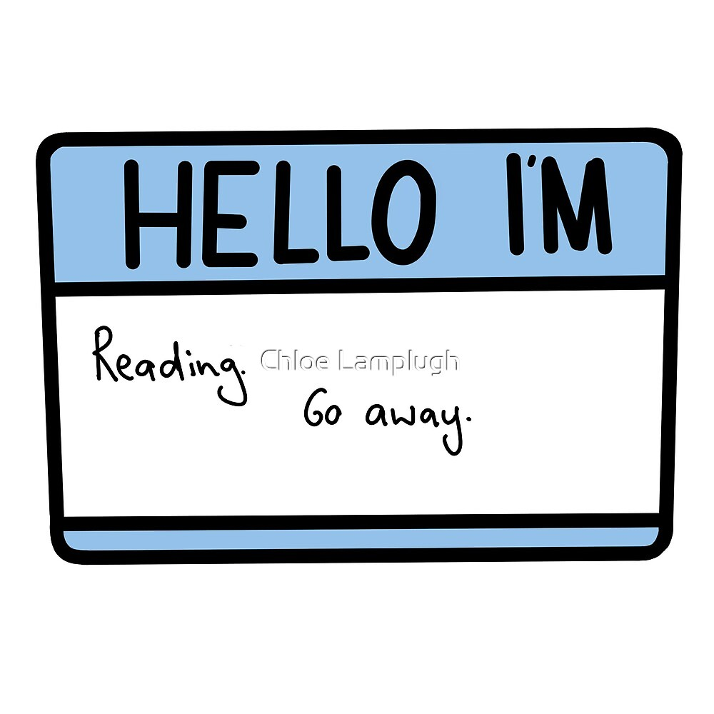 Hello I'm Reading Design - updated by Chloe Lamplugh