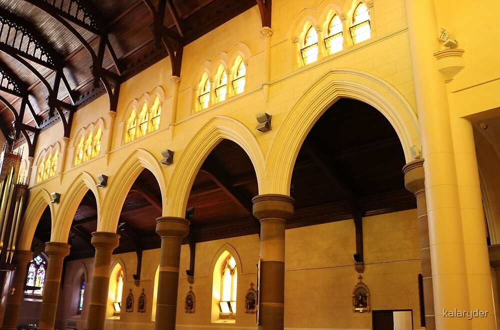 Cathedral Arches by kalaryder