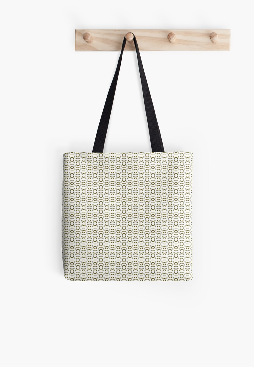 White and Gold Pattern by indepthdesigns
