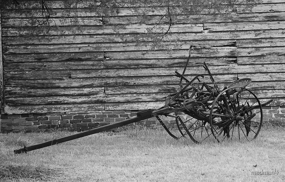 Old Cultivator by madman4