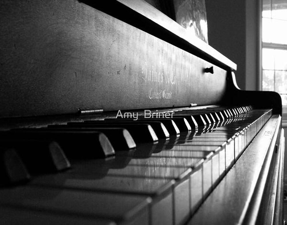 Piano by Amy  Briner