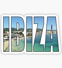 Pegatina Ibiza