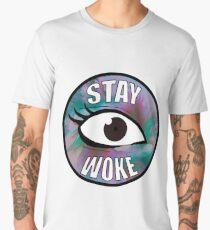 Stay Woke Men's Premium T-Shirt