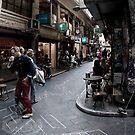 Centre Place, Melbourne by AquaMarina
