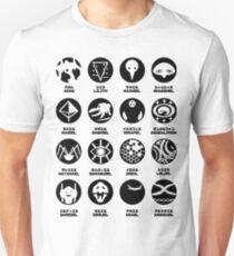 Neon Genesis Evangelion Angels Unisex T-Shirt