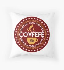 covfefe Throw Pillow