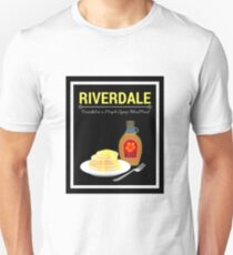 Riverdale - Founded on a Maple Syrup Blood Feud Unisex T-Shirt