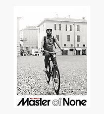 master of none Photographic Print