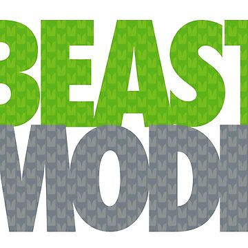 BEAST MODE by EmpireGraphics