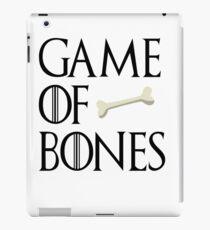 GAME OF BONES iPad Case/Skin