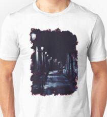 Walking in the Dark Unisex T-Shirt