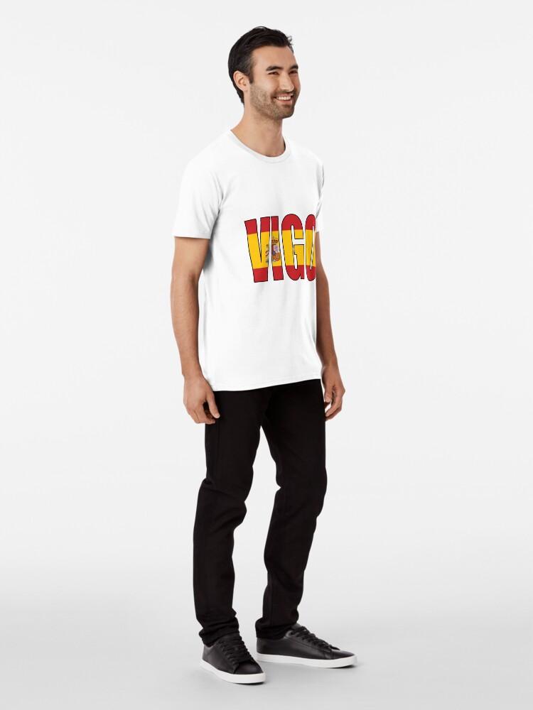 Vista alternativa de Camiseta premium Vigo