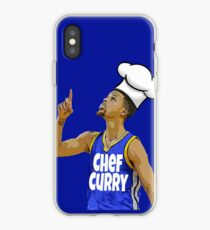 chef curry iPhone Case