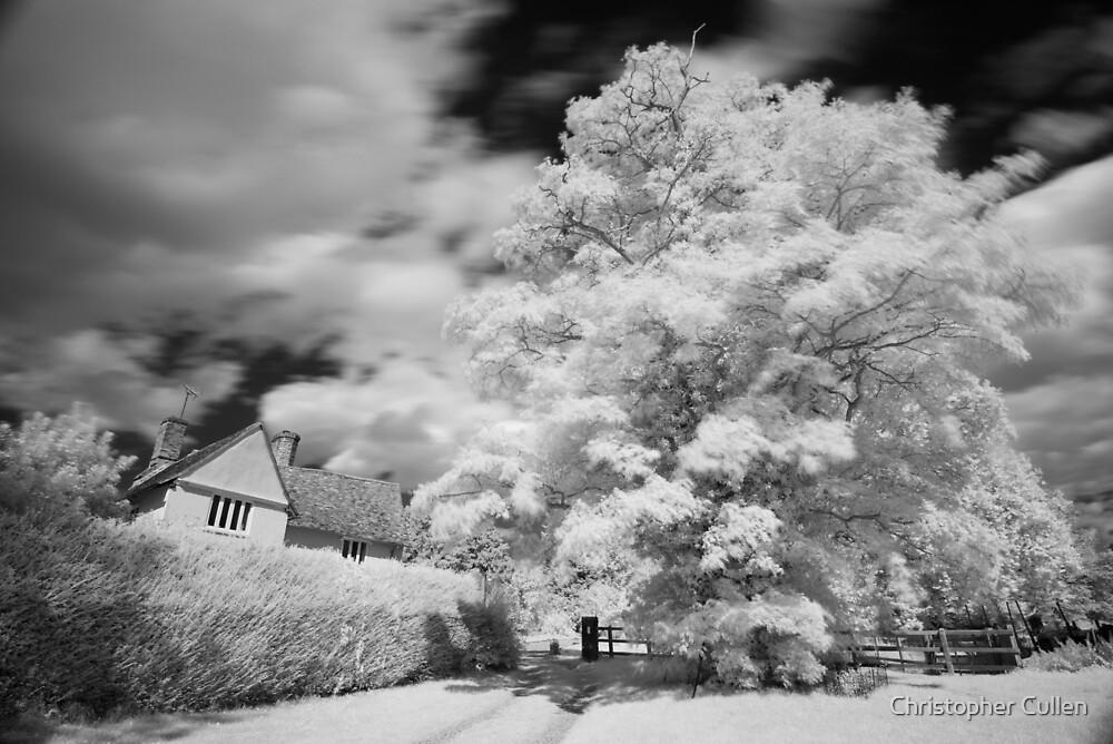 Chelsworth IR by Christopher Cullen