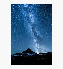 Clements Mountain Photographic Print