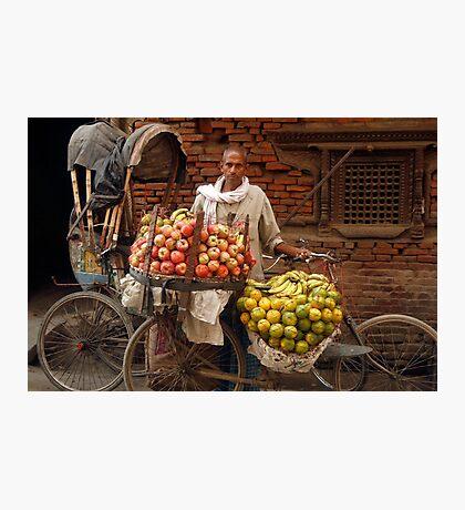 Kathmandu, Nepal  6889 Photographic Print