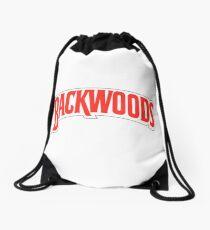 backwoods tobaccp Drawstring Bag