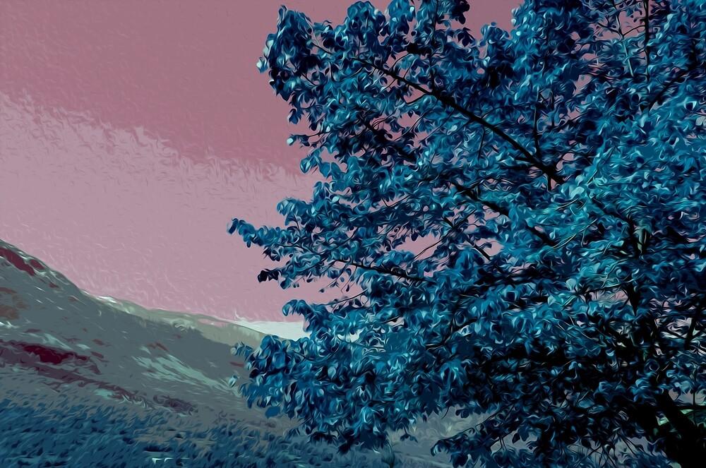 Talia's World by Andrea Mazzocchetti