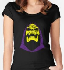 Masters of the Universe - Skeletor Women's Fitted Scoop T-Shirt