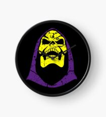 Masters of the Universe - Skeletor Clock