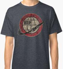 CCCP Space 1961-1971 V02 Classic T-Shirt