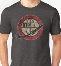 CCCP Space 1961-1971 V02 T-Shirt