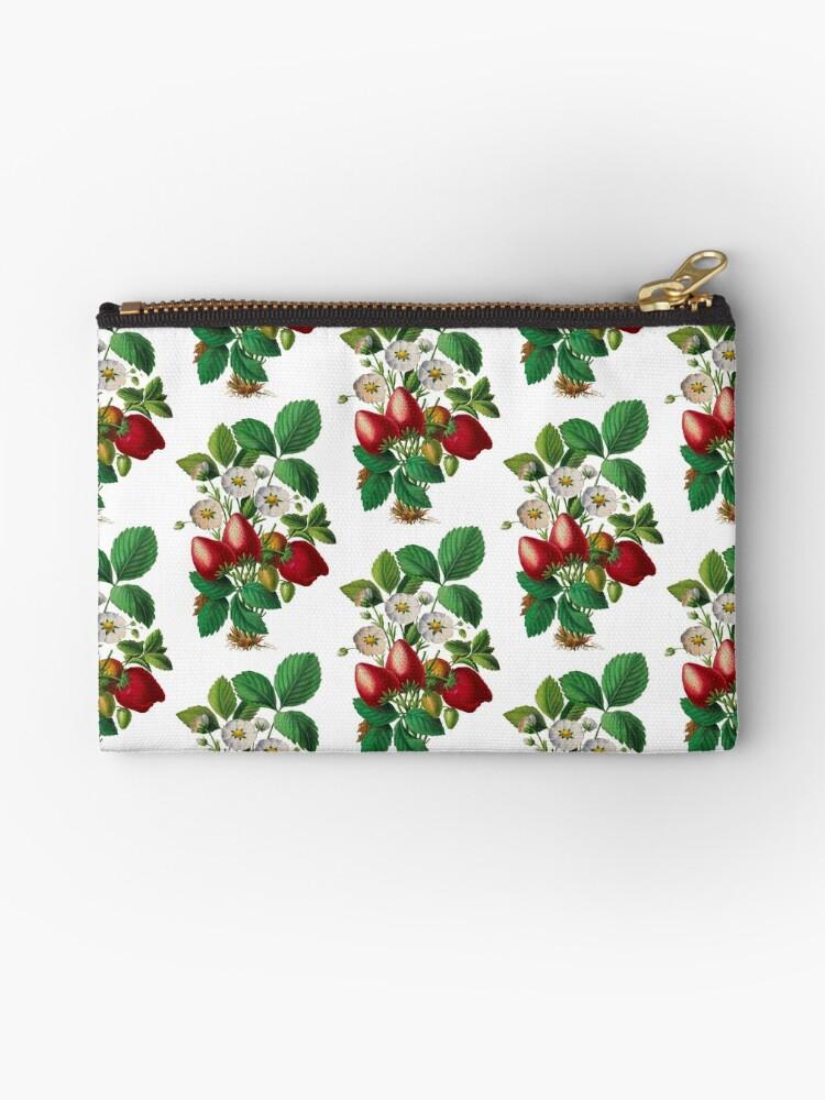FF - Strawberries - Flore d'Amérique by imageresource