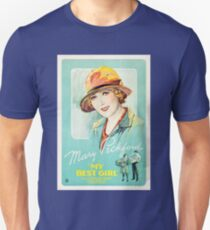 MOVIE POSTER / Mary Pickford / My best girl / 1927 T-Shirt