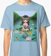 Carp and Girl Classic T-Shirt