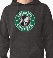 Trump's Covfefe Pullover Hoodie