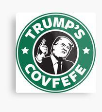 Trump's Covfefe Metal Print