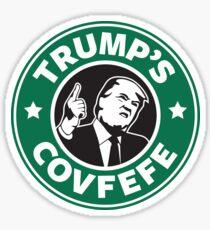 Trump's Covfefe Sticker