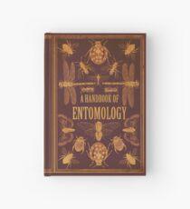 """""""Ein Handbuch der Entomologie"""" Cover-Design Notizbuch"""