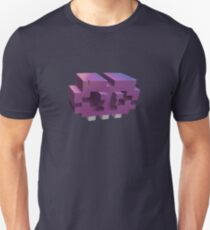 Invading The Third Dimension Unisex T-Shirt