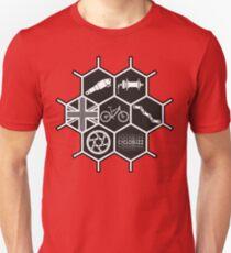 MTB Honeycomb Stealth Unisex T-Shirt