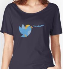 Covfefe Tweet Women's Relaxed Fit T-Shirt
