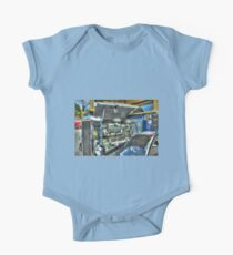 Bus Engine One Piece - Short Sleeve
