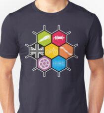MTB Honeycomb Slim Fit T-Shirt