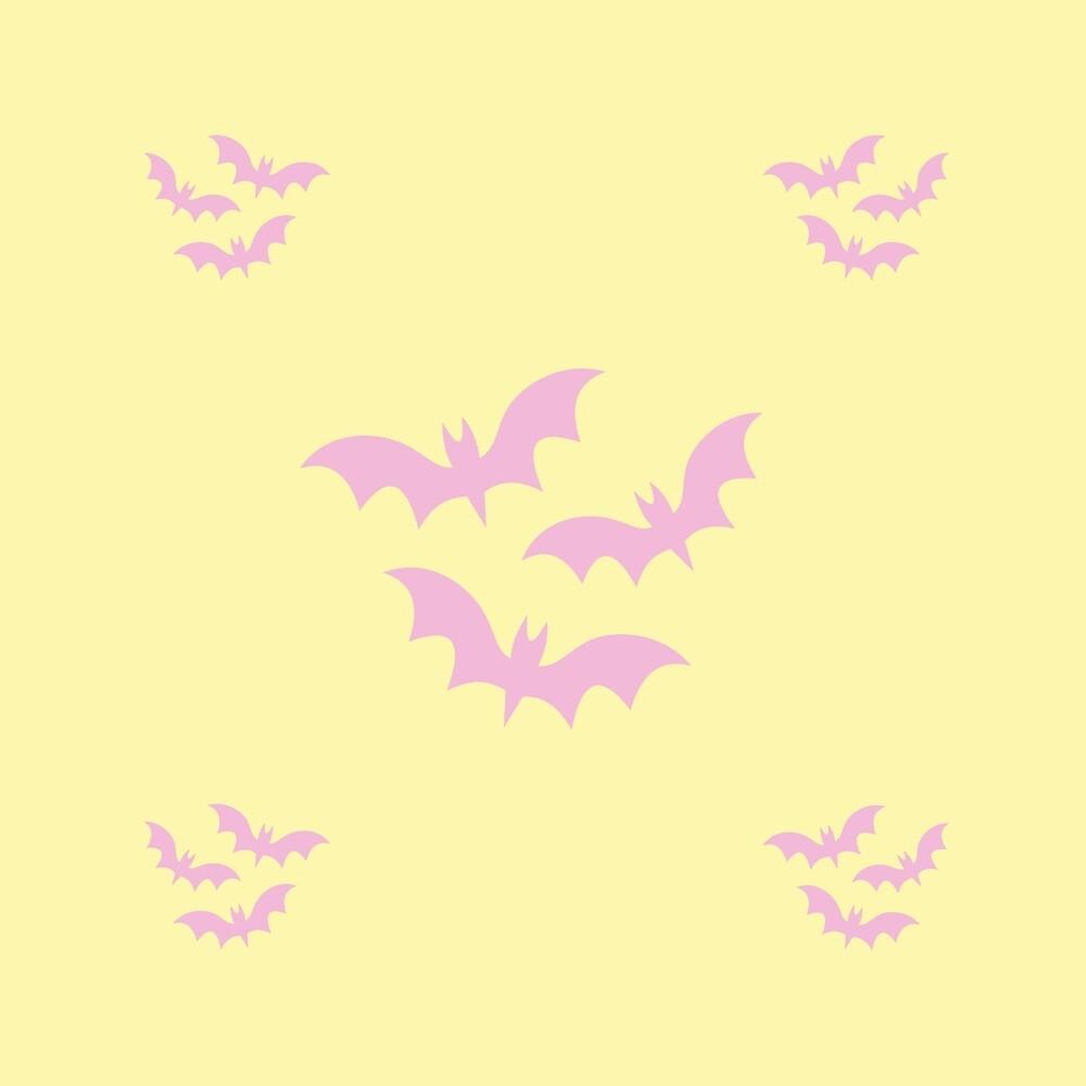My little Pony - Flutterbat (Fluttershy) Cutie Mark Special V3 by ariados4711