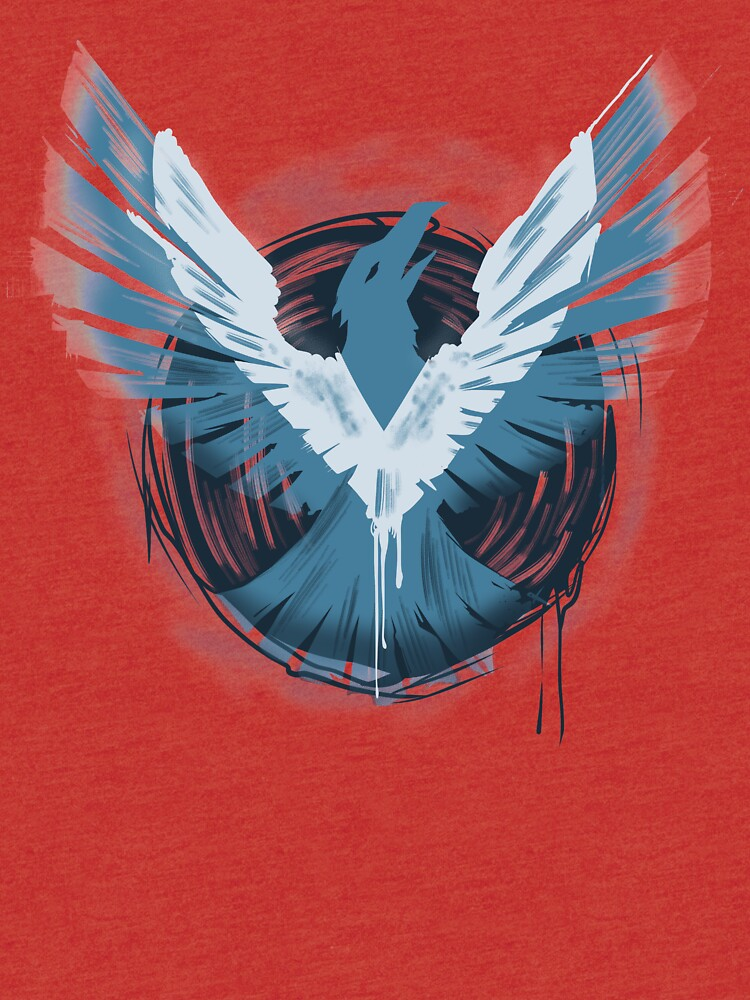 Infamous Second Son True Hero Tee Tri Blend T Shirt By