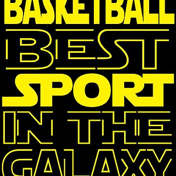Basketball best sport in the Galaxy by mohsenmohamed