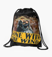 Gone with the Wind Drawstring Bag