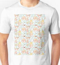 Summer flower garden Unisex T-Shirt