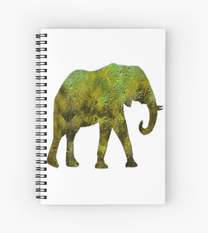 An Elephants Journey by NINUNO