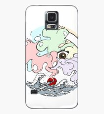 Chaos in a bubble Case/Skin for Samsung Galaxy