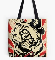 MKC Furdell Catstro Poster Tote Bag