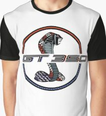 Ford Mustang Shelby GT350 Graphic T-Shirt