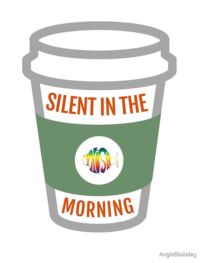 Phish - Silent in the Morning COFFEE MUG by AngieBlakeley