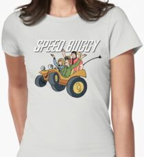 Speed Buggy Womens Fitted T-Shirt